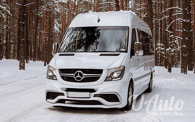 аренда авто Mercedes Sprinter VIP Line на свадьбу