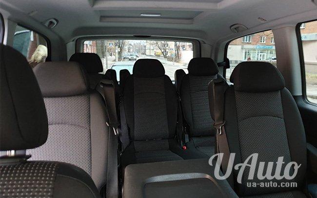 аренда авто Mercedes Vito 113 в Киеве