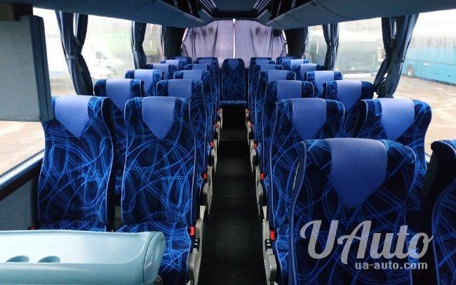 аренда авто Neoplan Starliner в Киеве