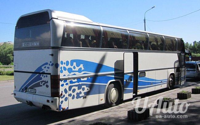 аренда авто Neoplan 116 в Киеве