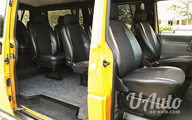 аренда авто Volkswagen Transporter T4 в Киеве