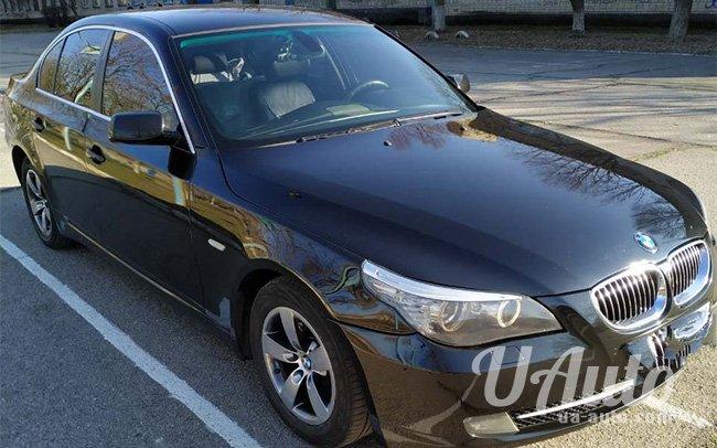 аренда авто BMW 5 на свадьбу